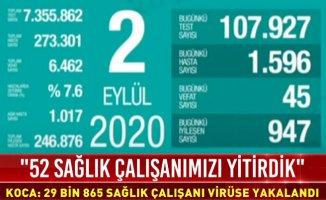 Koronavirüs'te en çok vakıa artışı Ankara'da