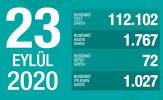 Koronavirüs yüzünden can kayıplarımız artıyor | 72 vefat