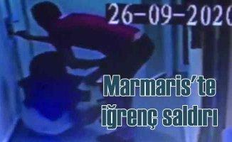Marmaris'te İngiliz kadına cinsel saldırı