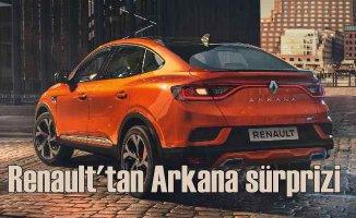 Renault sektöre Arkana ile iddialı geliyor