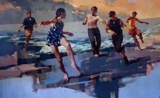 Sosyal sanat galerisinin öncü ismi |@yildirimarte