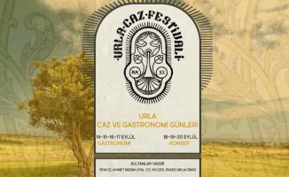 Urla Caz ve Gastronomi Festivali | Caz ve gastronomi buluşması