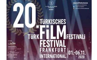 20.Uluslararası Frankfurt Türk Film Festivali heyecanı başladı