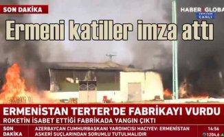 Azerbaycan'da son durum | Ermeni katiller yine sivilleri hedef aldı