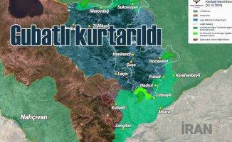 Azerbaycan'da son durum | Gubatlı işgalden kurtarıldı
