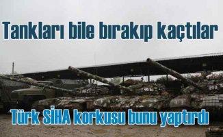 Azerbaycan'da son durum | Tankları topları bırakıp kaçıyorlar