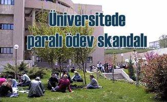 Bilkent Üniversitesi'nde zengin öğrenci dehşeti