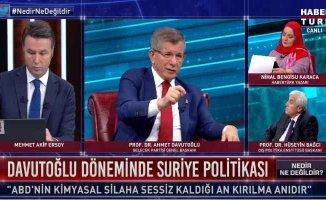 Davutoğlu | DEAŞ'le mücadele için diplomatları mı gönderseydim