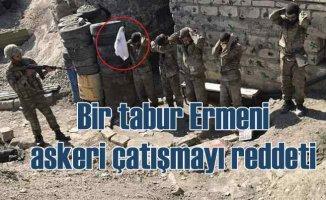 Ermeni askerleri çatışmayı bırakıyor | Emir komuta çöktü