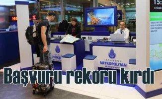 İBB Beyaz Masa başvuruları rekor kırdı | 1 milyonu geçti