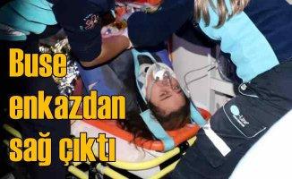 İzmir'de deprem | Enkazdan sağ kurtarıldılar