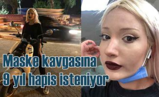 Kadıköy'de maske kavgası | Rana Batı için hapis cezası