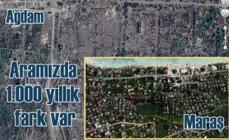 Karabağ'da Türk şehirleri talan edilmiş | Aramızda bin yıllık fark var