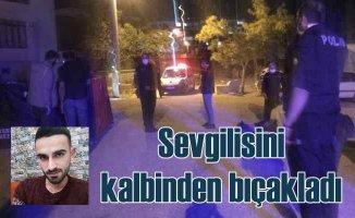 Konya'da sevgili cinayeti | Genç kadın gözaltında