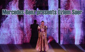 Mercedes-Benz presents Özlem Süer defilesi gerçekleşti