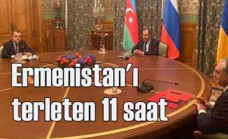 Moskova'da Karabağ pazarlığı | 11 saatlik görüşme işgali bitirecek mi?