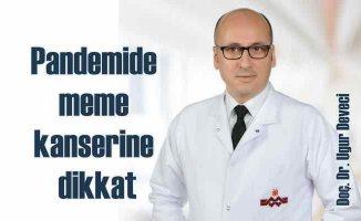 Pandemi ve Meme Kanseri |Meme Kanseri Farkındalık Ayı
