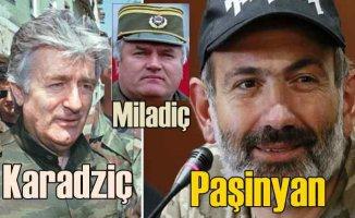 Paşinyan, Sırp kasaplara özendi | Mezarlıkta defin yapanlara saldırdı