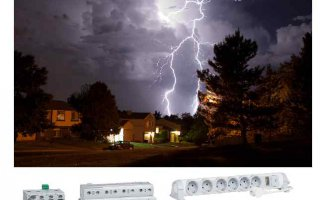 Şiddetli yağmurlarda tüm cihazlarınızı Legrand ile güvenceye alın