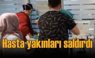 Ankara'da hastane çalışanlarına çirkin saldırı
