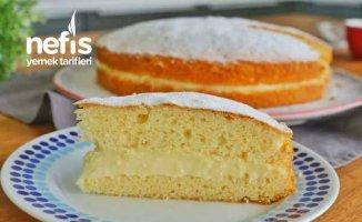 En Kısa Sürede Yumuşacık, Pratik Alman Pastası Nasıl Yapılır?