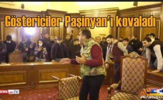 Erivan karıştı, Paşinyan kaçtı | ASALA yanlıları terör estiriyor