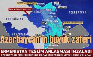 Ermenistan teslim oldu | Türk askeri Karabağ'a gidiyor