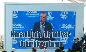 GEBKİM'e 1 milyar 600 milyon dolarlık yatırımın temelini Erdoğan attı
