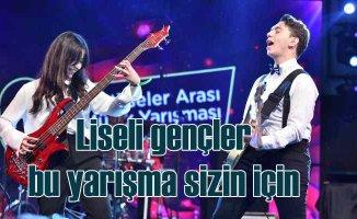 İpana 23. Türkiye Liselerarası Müzik Yarışması | Başvurular bugün başladı