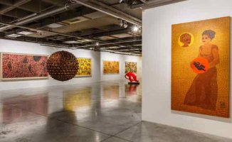 İstanbul Modern'de Selma Gürbüz sergisi | Dünya Diye Bir Yer