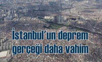 İstanbul'un deprem gerçeği bilinenden daha vahim