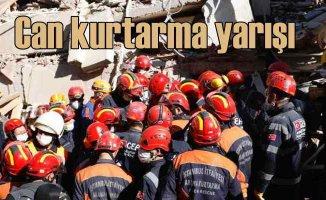İzmir depremi | Can kaybı sayısı 51'e çıktı | Kurtarma yarışı