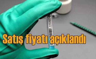 Koronavirüs aşısı fiyatı açıklandı | ABD'de 19.5 dolar