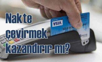Kredi Kartını Nakite Çevirmenin Yolları