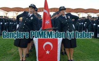 Polis Akademisi'ne 8 bin öğrenci alınacak