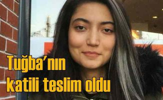 Tuğba Tokbaş cinayeti | Sevgilisi suçunu itiraf etti