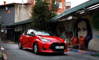 Baştan sona yenilenen Yaris Toyota Plaza Kar'da satışa sunuldu