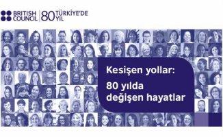 British Council'la 80 Yıl, 80 Kadın, 80 Hikaye | Kitap