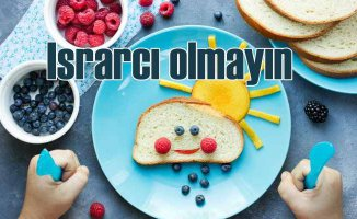 Çocuk terapistinden çocuklarda yemek alışkanlığı önerileri