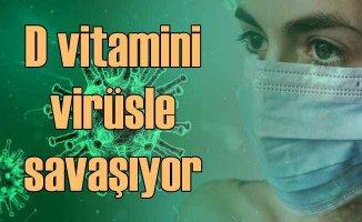 D vitamini Covid-19 ile savaşıyor |D Vitamini Koronavirüs düşmanı