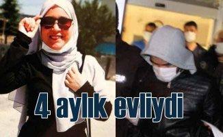 Ece Çiçek cinayeti | 4 aylık eşini öldürdü