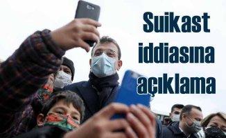 Emniyet'ten Ekrem İmamoğlu'na suikast girişimi açıklaması