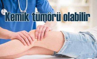 Kollarda ve bacaklarda şişlik varsa dikka | Kemik tümörü olabilir