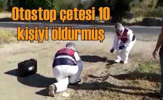 Otostop çetesi | 10 ayrı cinayletin zanlıları yakalandı