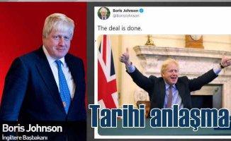 Türkiye ile İngiltere arasında tarihi anlaşma | İş dünyası umutlandı