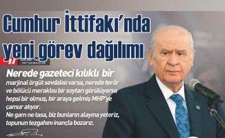 Cumhur İttifakı'nda görev dağılımı | AKP trollerinin yerini MHP teşkilatları aldı