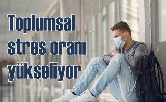 İstanbul'da yaşayanlar stres altında