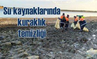 İstanbul'un baraj gölleri temizleniyor