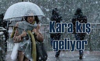 Kara kış Sibirya'dan geliyor | İstanbul'a soğuk hava uyarısı