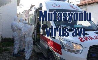 Mutasyonlu virüse karşı anında karantina